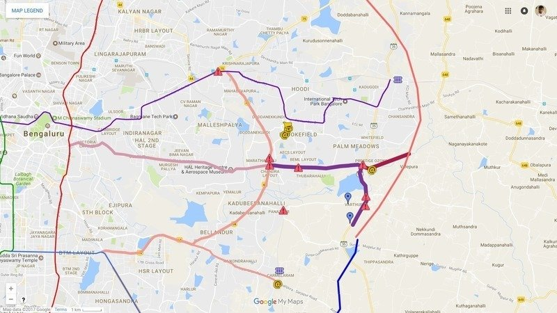 Petition · Request to extend Metro Phase 3 from Marthahalli to