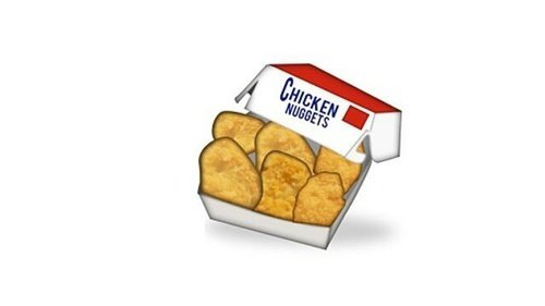 Petition · Apple: Chicken Nugget Emoji · Change org