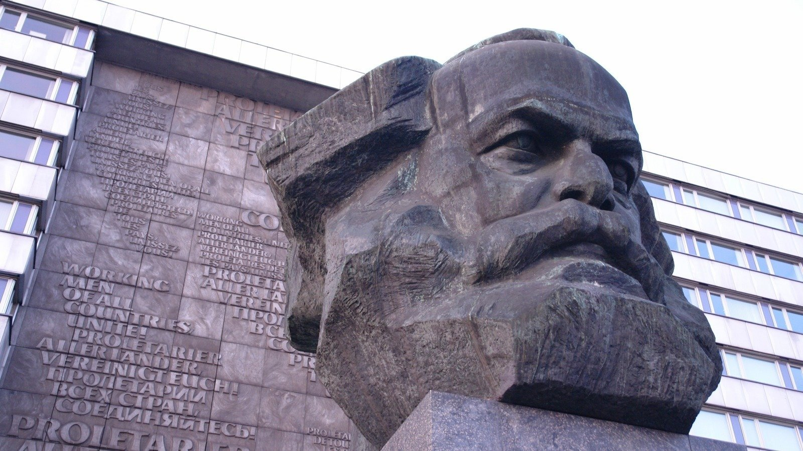 Image result for karl marx statue