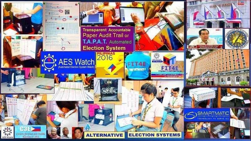 Petition · Bill endorsing TAPAT Transparent Election System