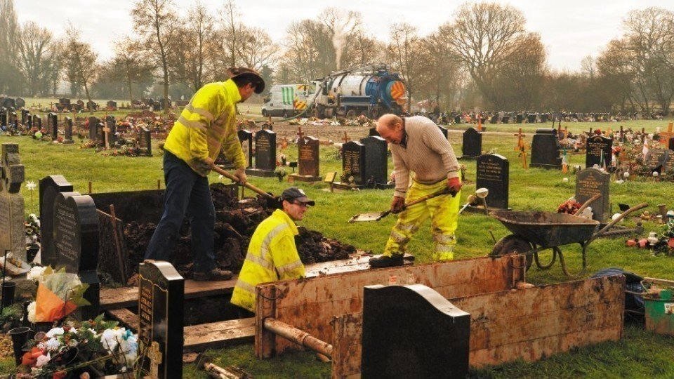 Petition · COVENTRY CITY COUNCIL: Lentons Lane Cemetery ...