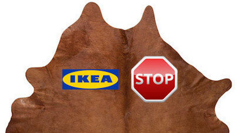 Petition · #ikea: stop all'uso della pelle animale nei tappeti ...
