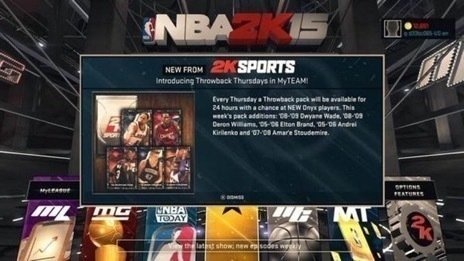 Petition · Ronnie2k: Get 2K Sports to put NBA2K15 Servers back up