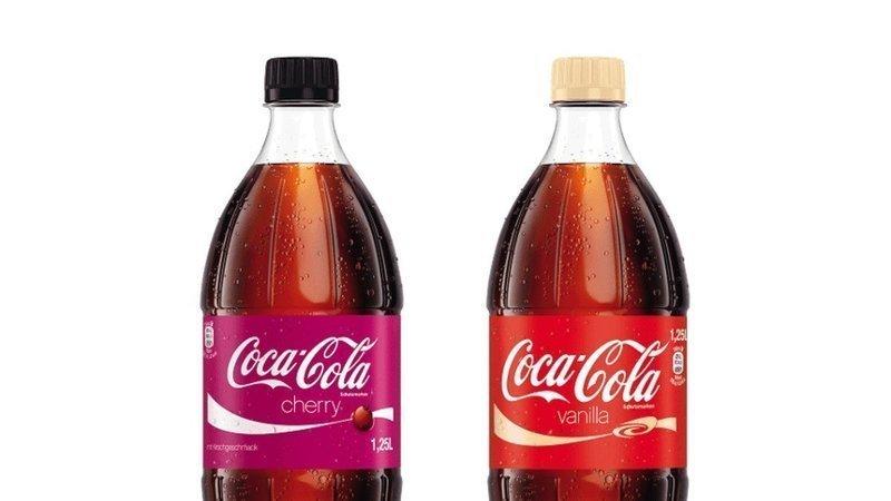 cherry coke mit zucker