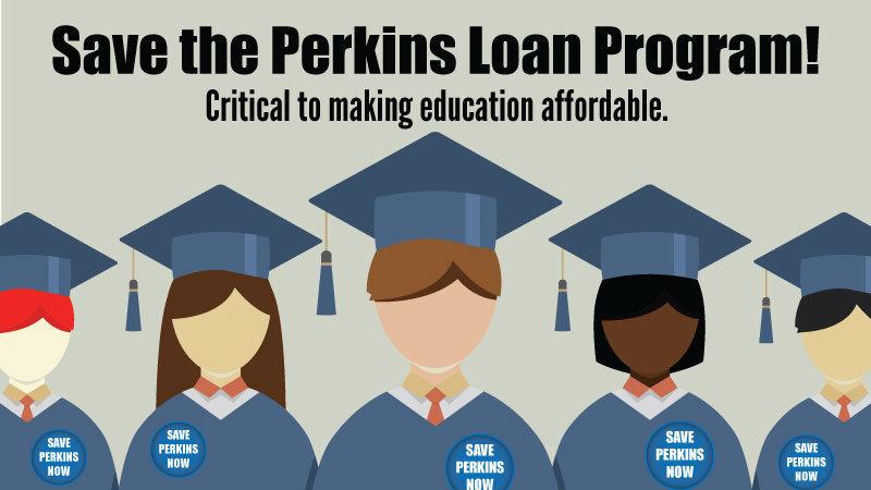 Save The Perkins Loan Program