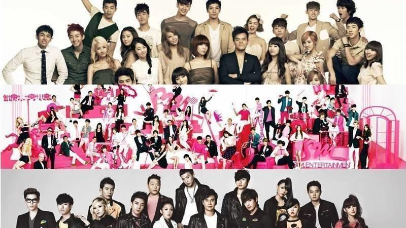 Petition · SM ENTERTAINMENT, JYP entertainment, YG ENTERTAINMENT