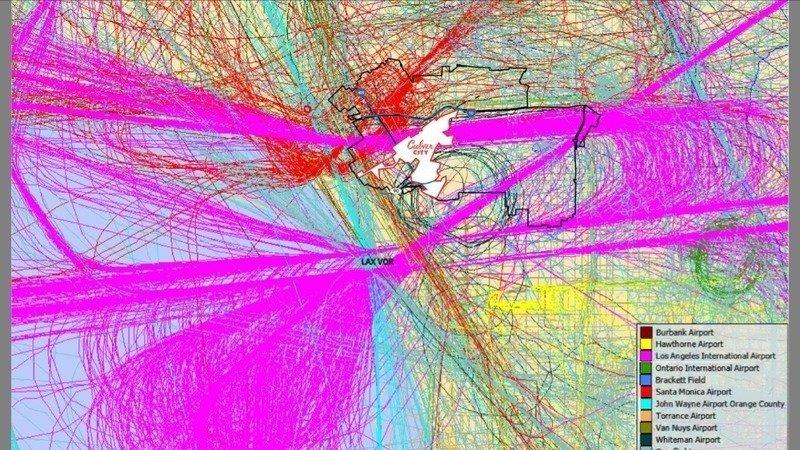 Petition Stop The Faa Nextgen Flights Over Culver City Change