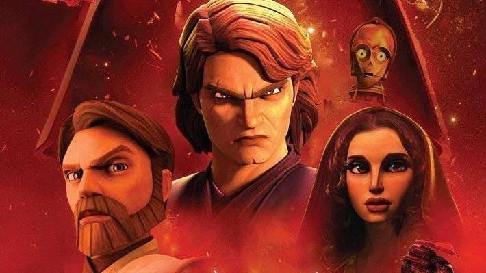 Petition Release Revenge Of The Sith In The Clone Wars Animated Style Change Org