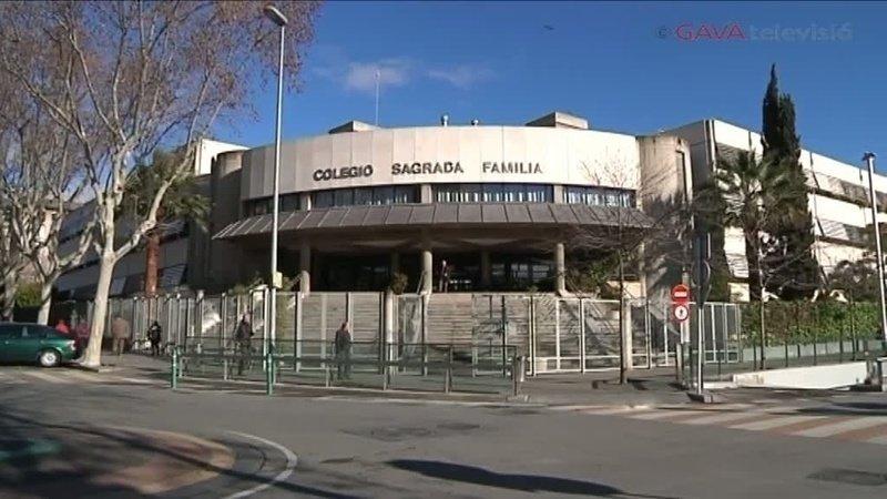 Primer caso de coronavirus en Gavà, localizado en colegio Sagrada Familia