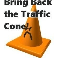 Petition Roblox Corporation Make The Roblox Traffic Cone