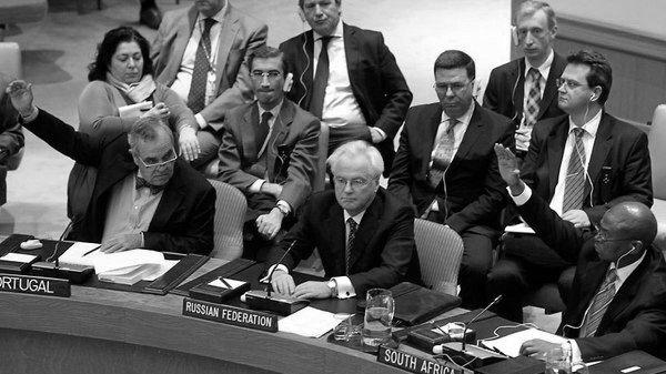 Владимир Владимирович Путин : Присвоить посмертно постпреду России в ООН Виталию Ивановичу Чуркину звание Героя России