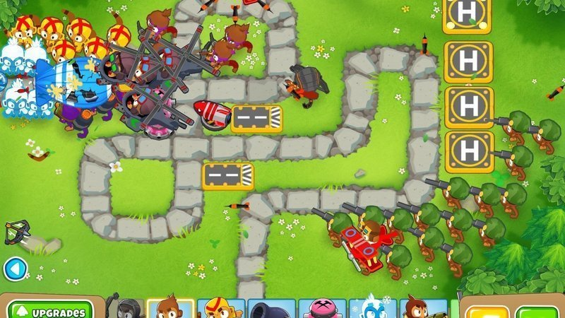 Bloons Tower Defense 4josh