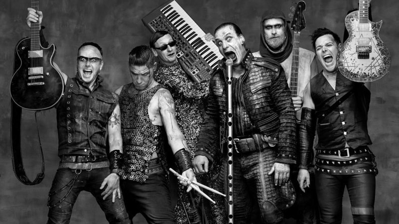 Petition · Rammstein Fans: Thank You Letter For Rammstein