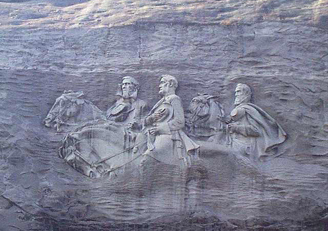 Stone Mountain Elevation Change : Petition · rebuttal to remake the confederate memorial