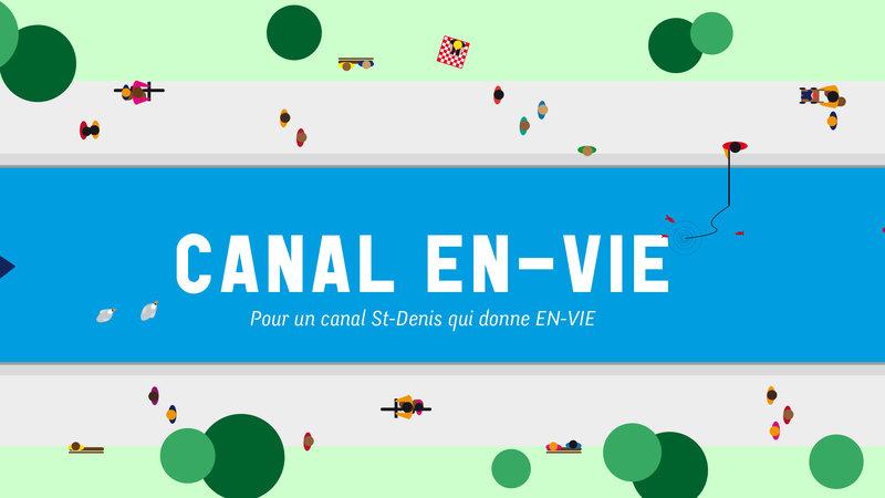 Rencontre avec le collectif Canal EN-VIE // samedi 25 juin