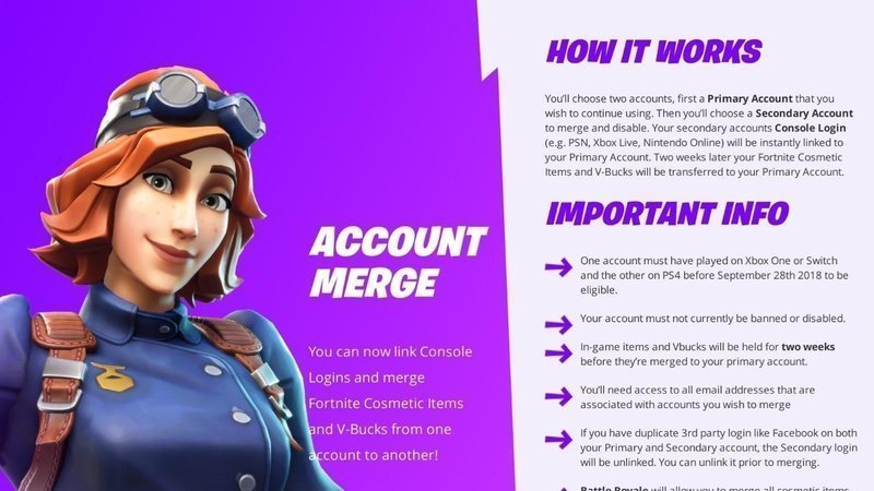 Petition · The Return of the Merging System in Fortnite ...
