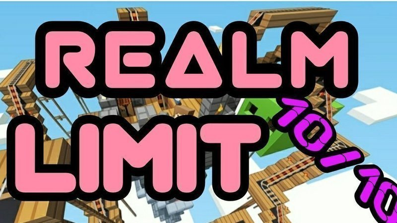 Minecraft Bedrock Realms To Join