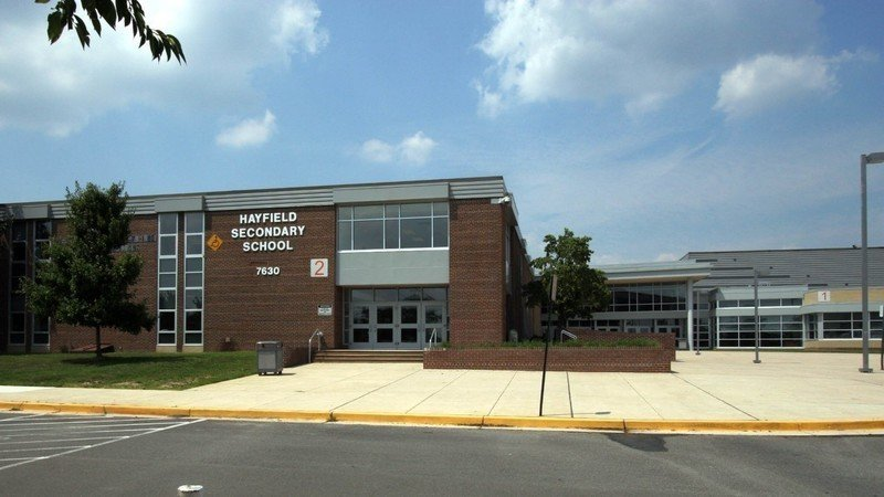 Image result for hayfield high school photos