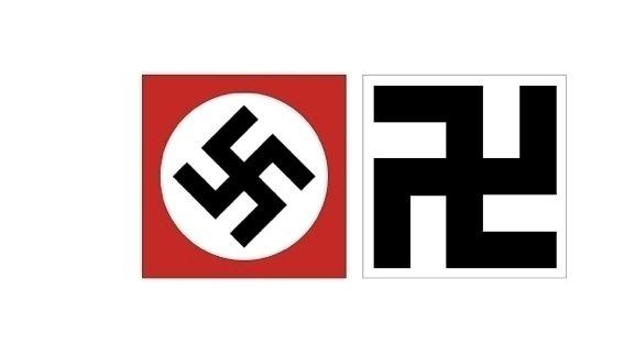 Whatsapp symbole hakenkreuz
