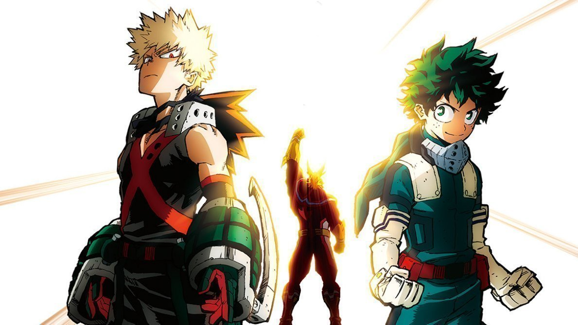 Petition · My Hero Academia the Movie 2: Heroes:Rising screening in India ·  Change.org