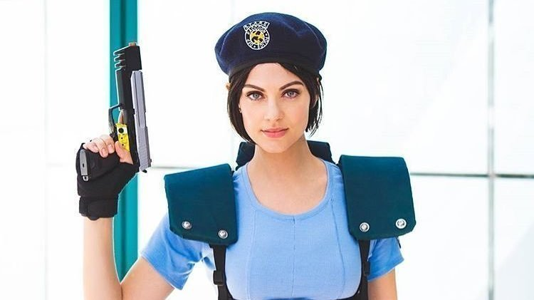 Peticiya Cast Julia Voth As Jill Valentine For Resident
