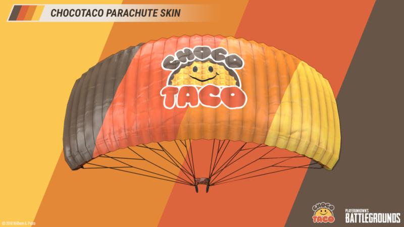 Petition · chocoTaco PUBG Skins · Change org