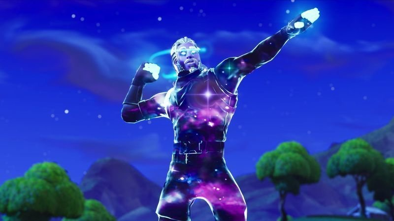 epic games release fornite galaxy skin for samsung galaxy s8 and s9 - how to get the fortnite galaxy skin on s9