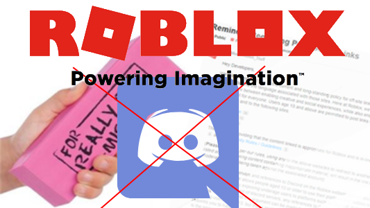 Petition · ROBLOX Corporation: Allow Discord on ROBLOX  · Change org
