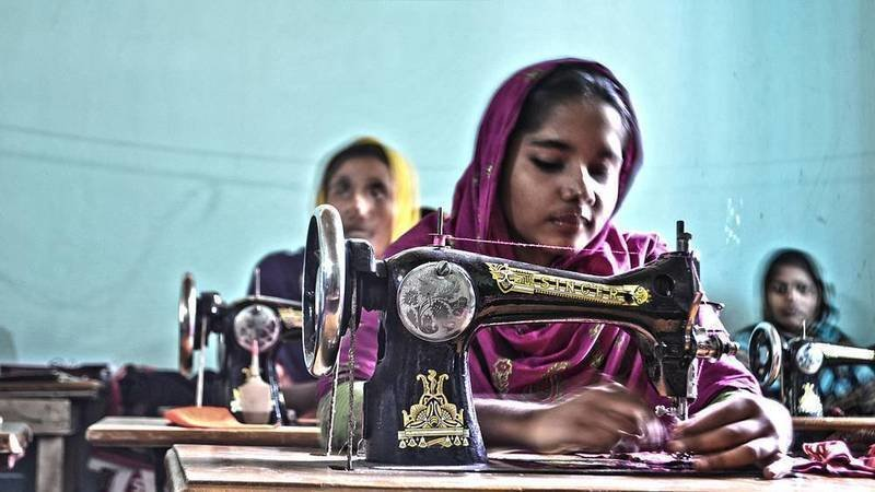 India's home-based garment sector