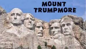 Petition · Add Donald Trump to Mount Rushmore · Change.org