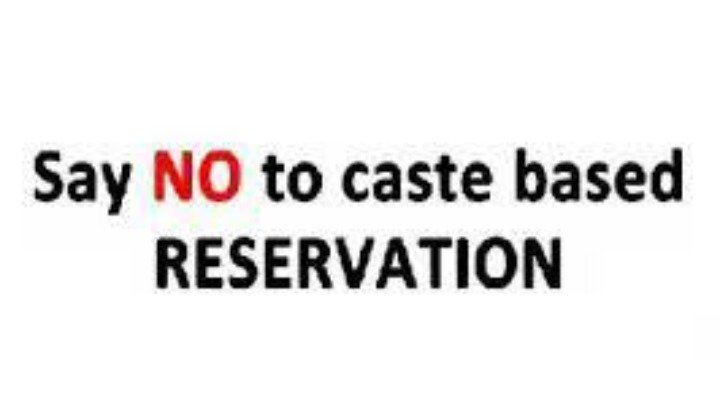 caste based reservation Caste based reservation system is an affirmative action program for protecting the oppressed castes of india from caste based discrimination it is important to understand the background of the caste system to understand what it is and why it is required in the form it is now.