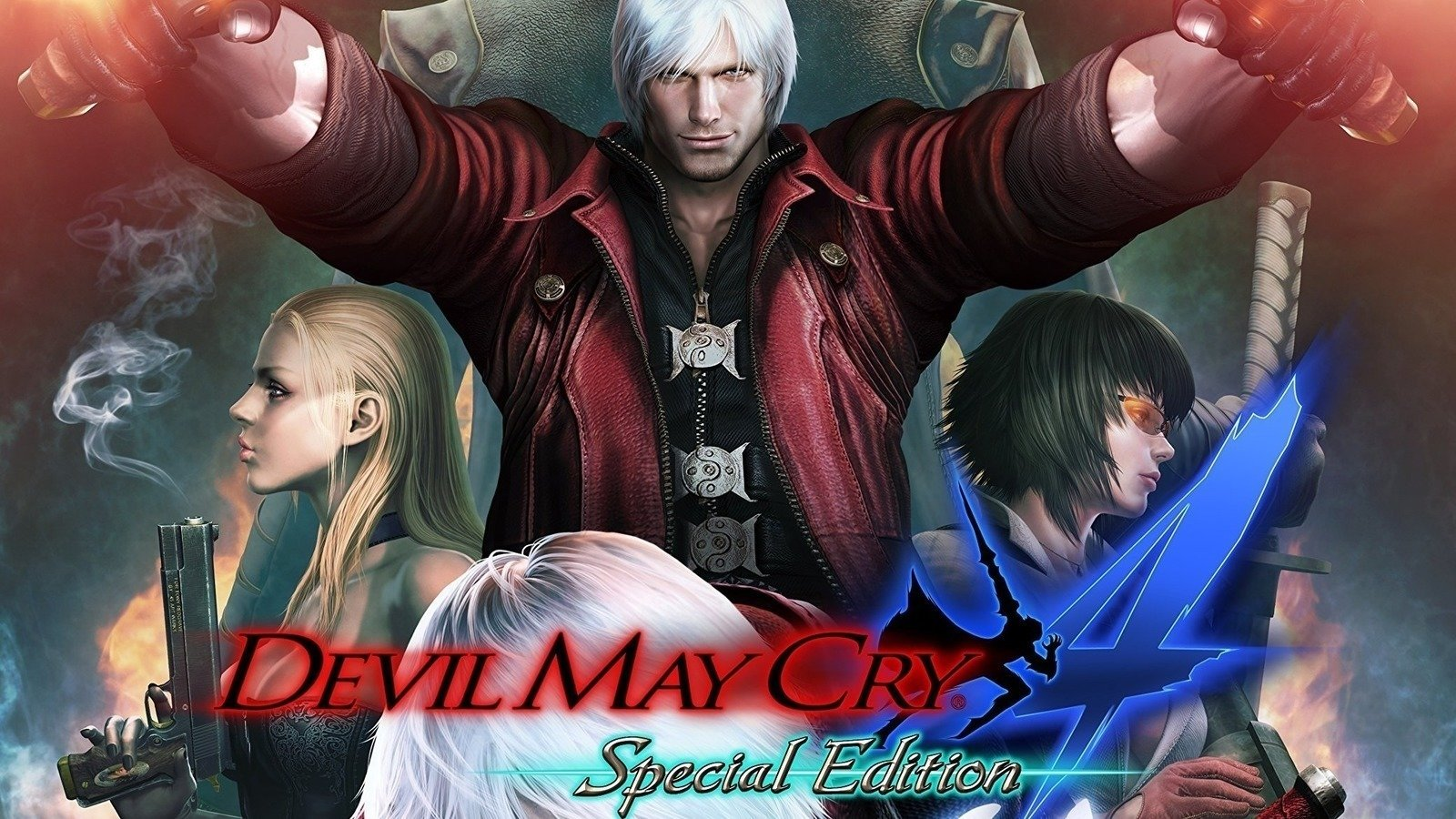 Petition Capcom Give Devil May Cry 4 Special Edition A