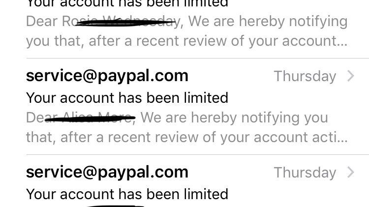 Pay pal sex