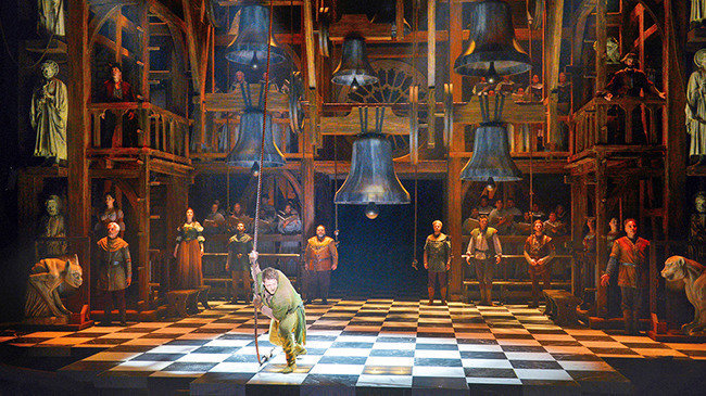 Petition · Bring the Hunchback Of Notre Dame the Musical ...
