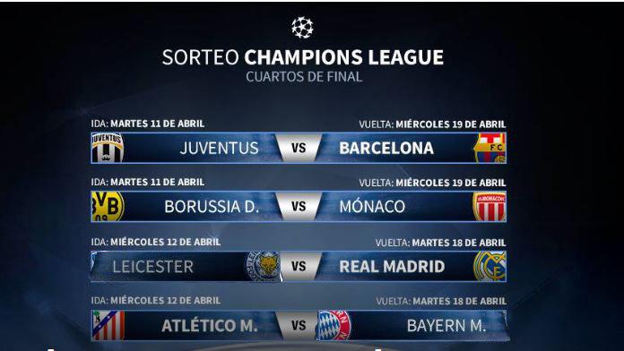 Petition · UEFA : Repetir el sorteo de Cuartos de Final ...