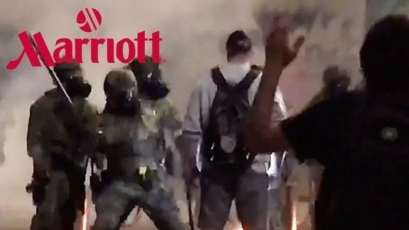 Petition · Ask Marriott to Stop Renting Rooms to Federal Officers ·  Change.org