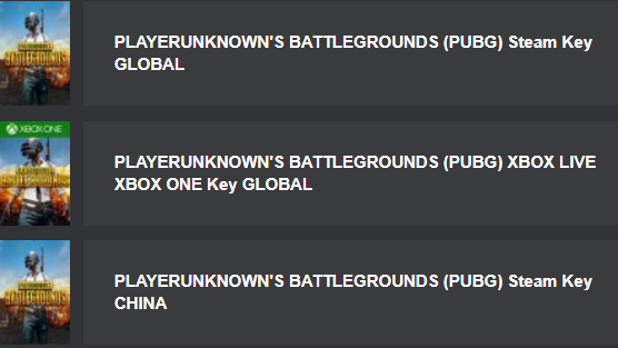 Petition update · PUBG is cheaper in China · Change org