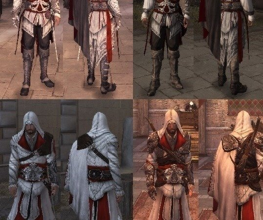 Petition Take Off Armor In Assassin S Creed 2 Brotherhood And
