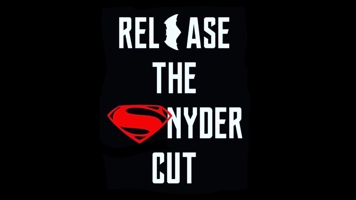 Image result for release the snyder cut
