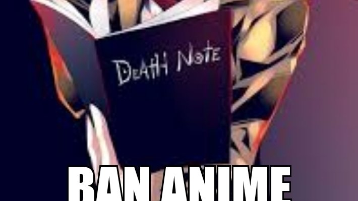 petition anyone ban anime in the united states of america