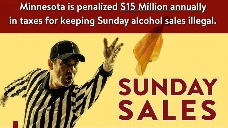 Petition Minnesota Legislature Legalize Sunday liquor sales in – Liquor Sales Rep Jobs