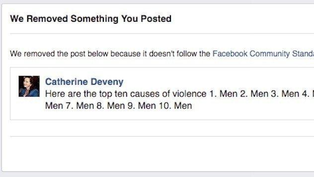 Catherine Deveny >> Petition · Facebook: Unblock Catherine Deveny · Change.org