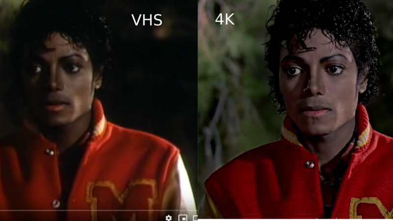Will There Be Another Halloween Special Like The Michael Jackson Thing 2020 Petition · By Halloween 2020, release the 4K remaster of Michael