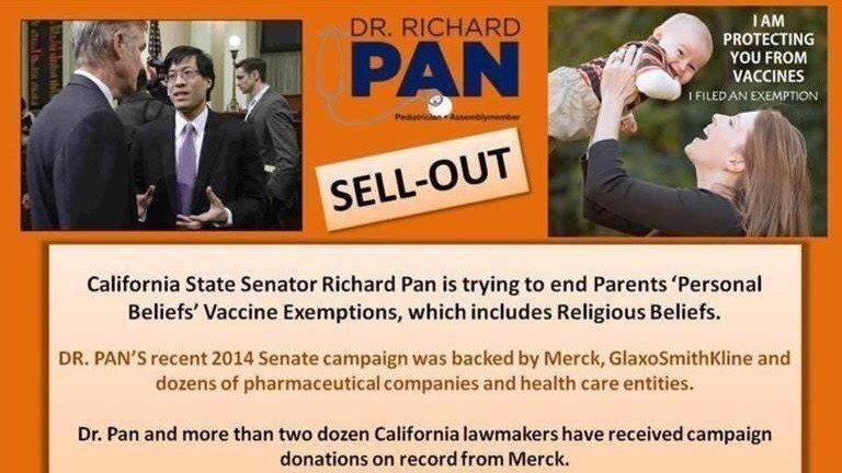 Petition · Richard Pan: We call on California State ...