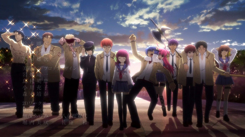 Petition · Petition To Get an Angel Beats! Season 2