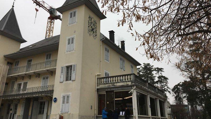 Petition Update Non A La Fermeture Du Bureau De Poste De Challes Les Eaux Change Org