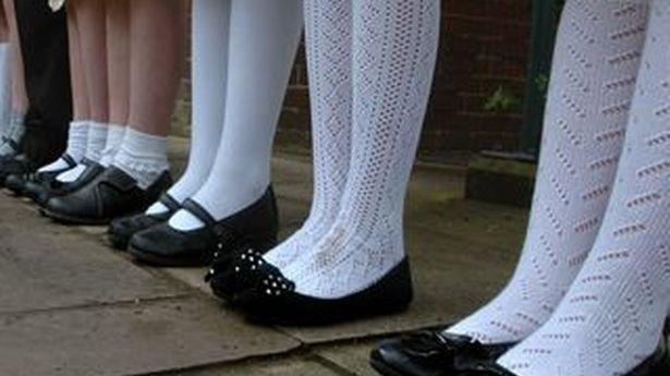 Her shoes are suitable for all occasions - 1 4