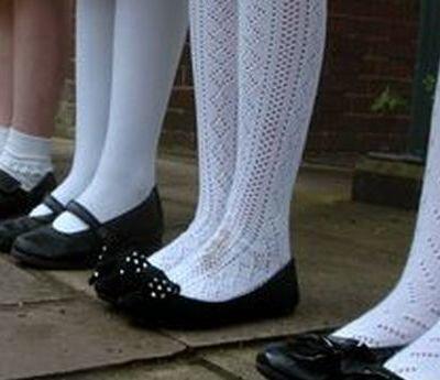 Clarks: Make school shoes for 'girls