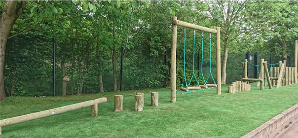 Beddington Park Trim Trail Support Our Campaign To Have A Fitness Course Installed