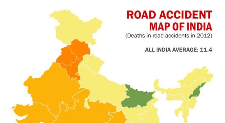 Petition update · ROAD ACCIDENTS MAP OF INDIA · Change.org